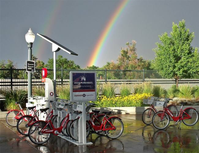 B-Cycle's Bike Share Utopia in Denver