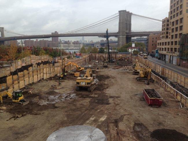 Brooklyn Bridge Park Hotel Site