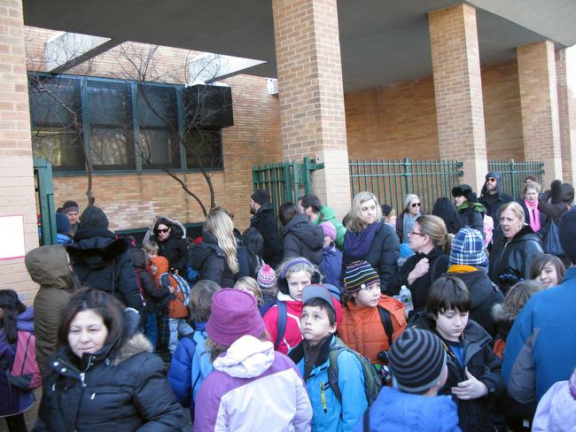 PS 58 is full beyond capacity
