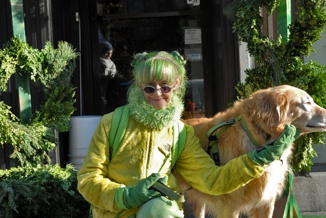 Green Lady Int
