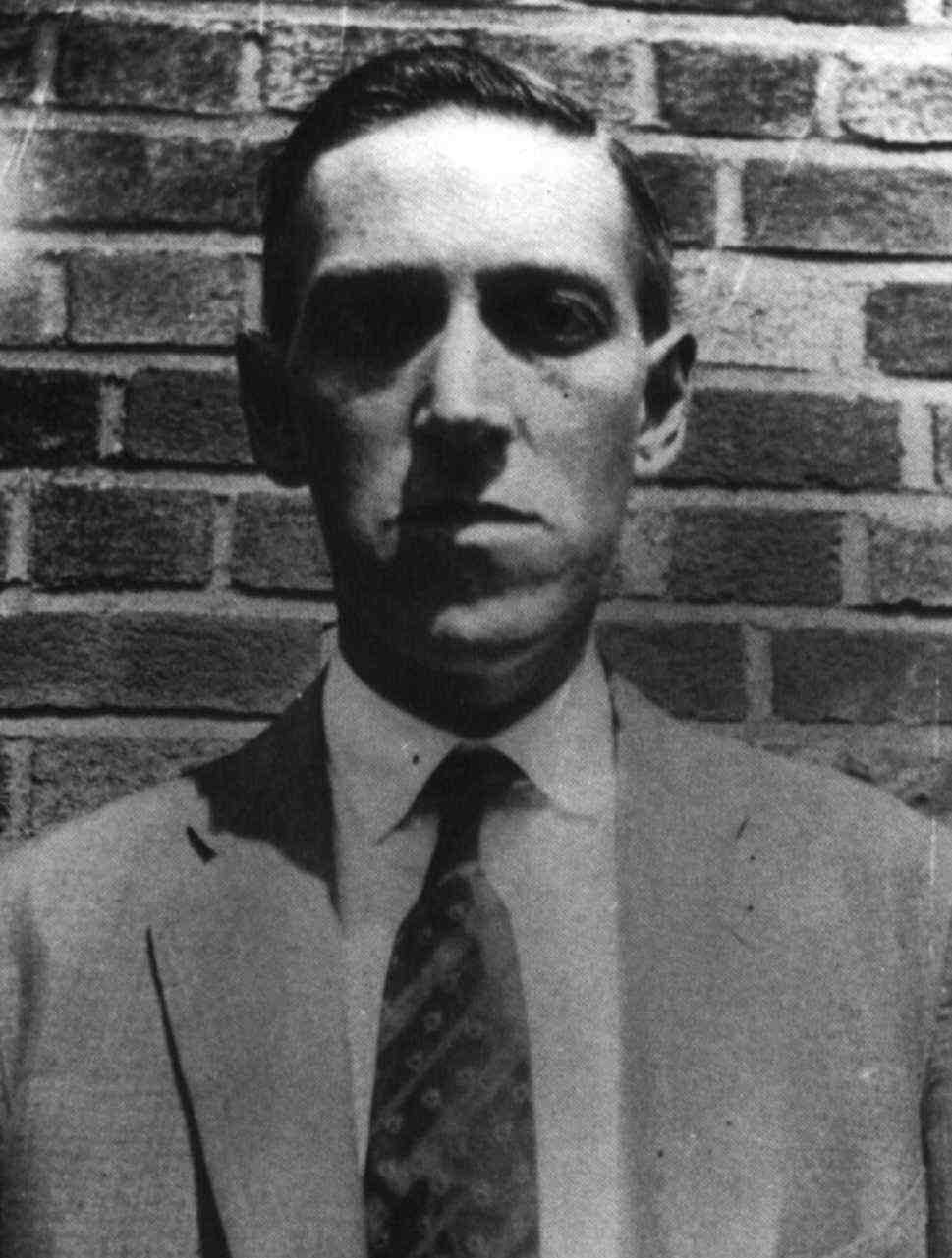 how tall is hp lovecraft