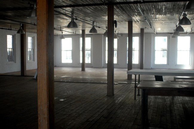 4,000 square foot Invisible Dog event space