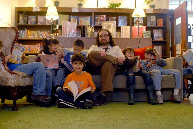 Carroll Gardens elementary raises 500K for library